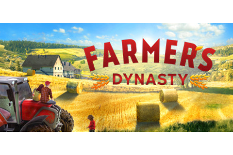 Farmer's Dynasty on Steam