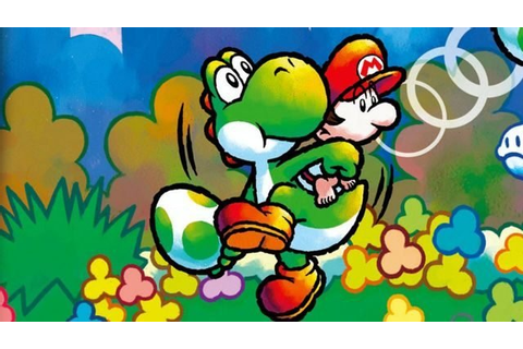 The Best Yoshi Games Ever | From Yoshi's Woolly World to ...