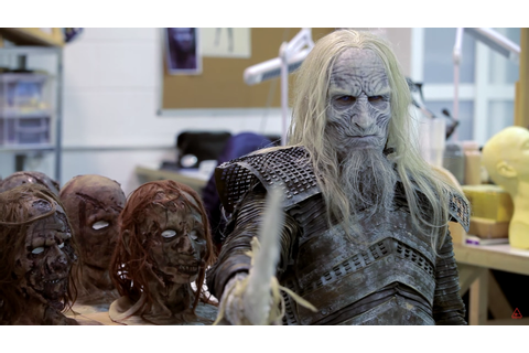 How the White Walkers on 'Game of Thrones' are made ...