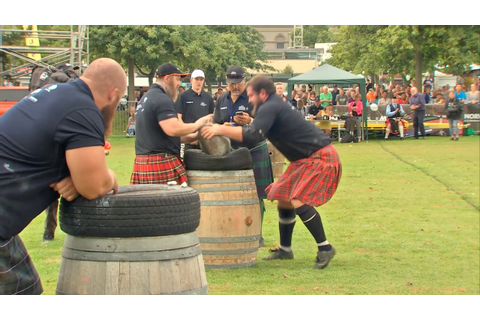Highland Games 2017 - YouTube
