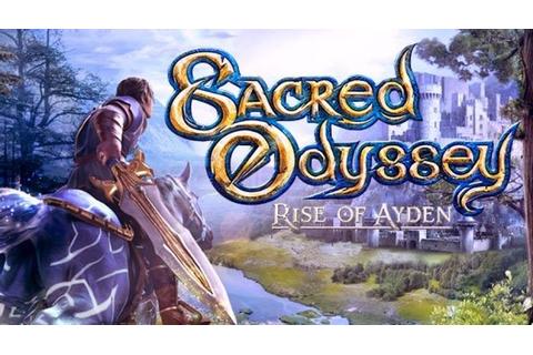 Download Sacred Odyssey Rise of Ayden HD Apk+Data (All ...