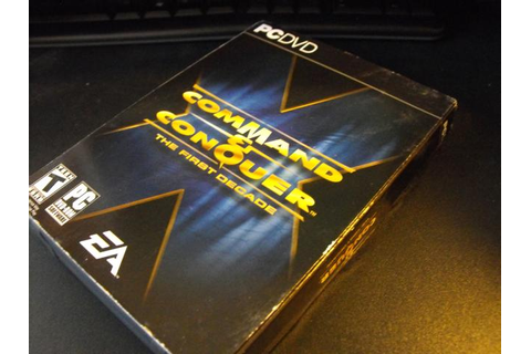 "Computer Game ""Command and Conquer: The First Decade ..."