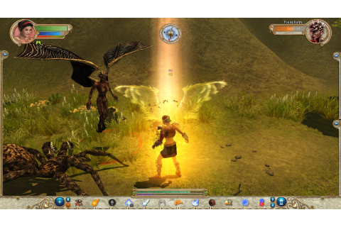 Download Numen: Contest of Heroes Full PC Game