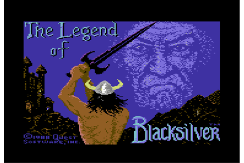 Download The Legend of Blacksilver - My Abandonware