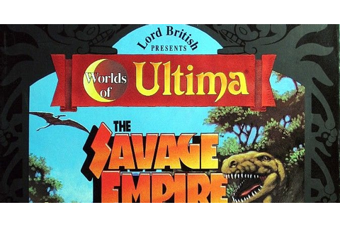 RPGreats: Worlds of Ultima: The Savage Empire