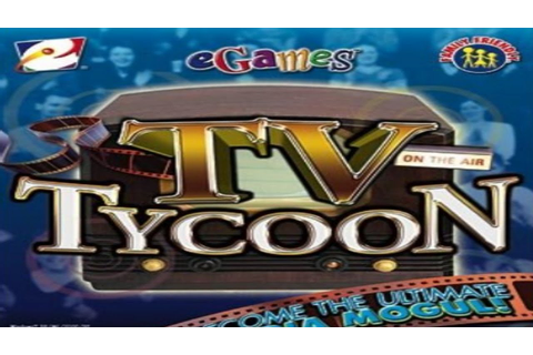 TV Tycoon Gameplay (2001 PC Game) - YouTube
