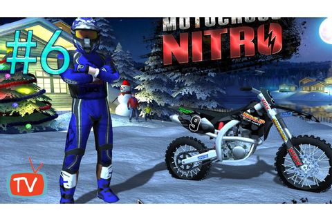 Motocross Nitro Racing Game - Freestyle Part 6 Walkthrough ...