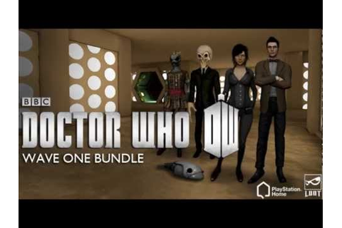 Doctor Who Games - Doctor Who: Legacy, Worlds In Time and ...