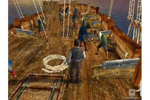 Sea Dogs Free PC Game Download - Download Free Games
