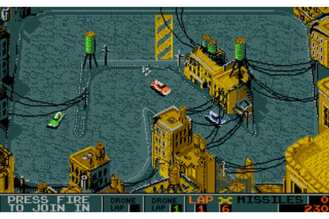 Indie Retro News: Badlands - Post-apocalyptic Amiga arcade ...