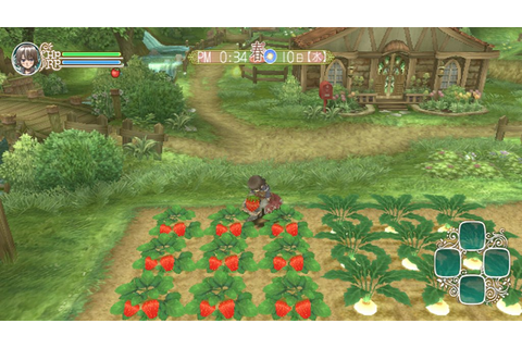 Rune Factory: Frontier (Wii) Game Profile | News, Reviews ...