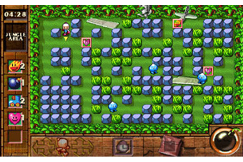 Bomberman Touch: The Legend of Mystic Bomb | Articles ...