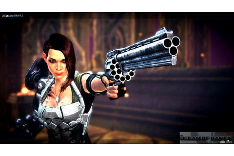 Bombshell PC Game Free Download - Ocean Of Games