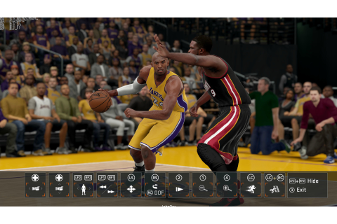 NBA 2K16 Gets Gorgeous 4K Screenshots