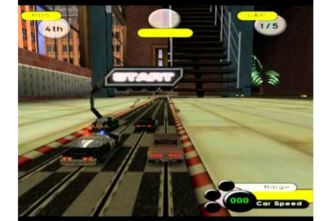 Groove Rider: Slot Car Racing (PS2 Gameplay) - YouTube