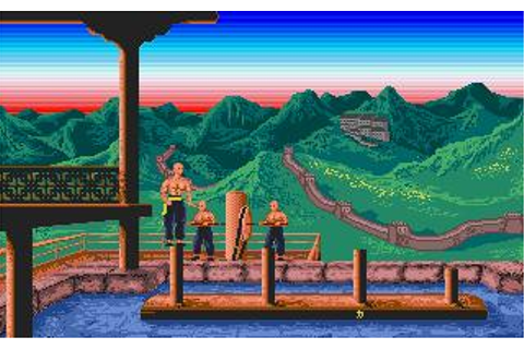 Chambers of Shaolin Download (1989 Amiga Game)