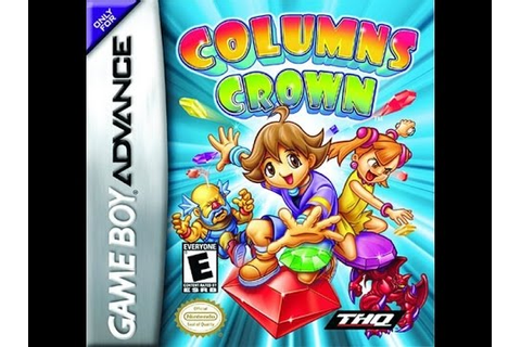 Columns Crown (Game Boy Advance), Gameplay - YouTube