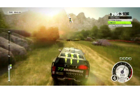 PC Colin McRae: DiRT 2 SaveGame - Save File Download
