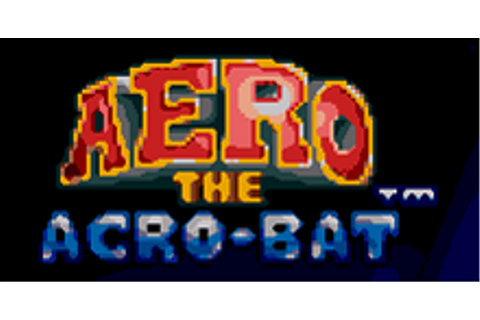 Aero the Acro-Bat Download Game | GameFabrique