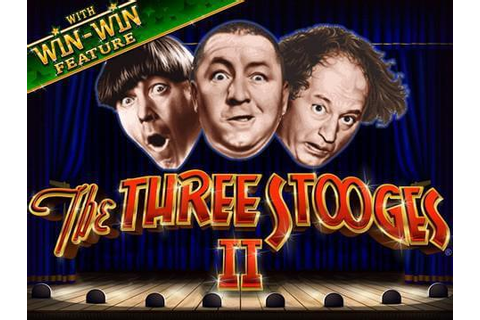 Play Online The Three Stooges II Slots With 300% Bonus at ...
