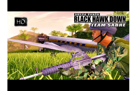 Delta Force - Black Hawk Down Team Sabre Walkthrough ...