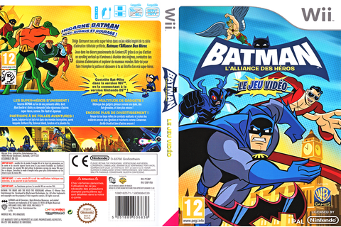 S3BPWR - Batman: The Brave and the Bold