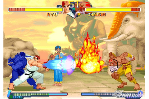 IGN PS2 Review * Street Fighter Alpha Anthology - Consoles ...