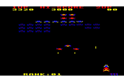 Arcadians for the BBC Micro - YouTube