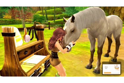 Alicia Online Review - Horse Games Online