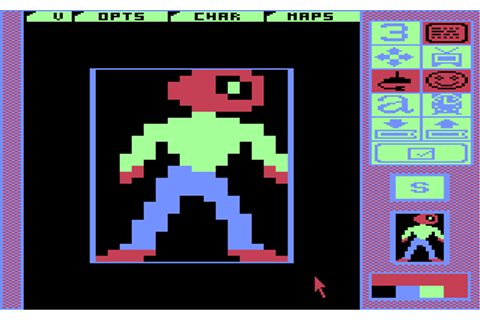 Download Repton 3 (Commodore 64) - My Abandonware