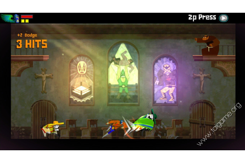 Guacamelee! Gold Edition - Download Free Full Games ...