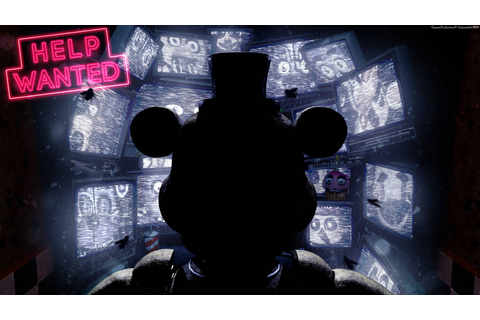 Five Nights at Freddy's : Help Wanted by GamesProduction ...