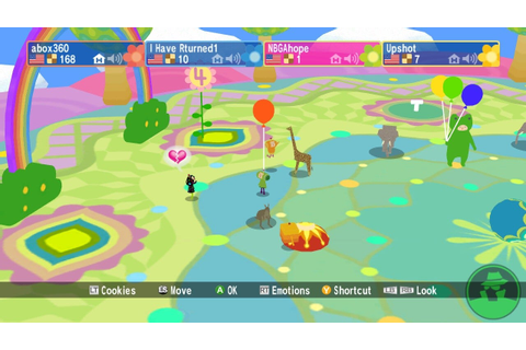 Beautiful Katamari Screenshots, Pictures, Wallpapers ...