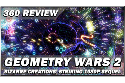 Kikizo | Review: Geometry Wars: Retro Evolved 2