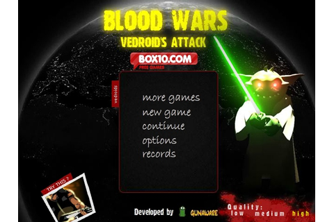 Blood Wars: Vedroid's Attack Hacked (Cheats) - Hacked Free ...