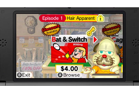 Rusty's Real Deal Baseball 3DS Review: Haggle Your Way to ...
