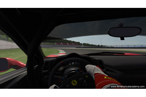 Adrenaline Pack for Ferrari Virtual Academy Available ...