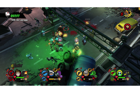 All Zombies Must Die Game - Free Download Full Version For Pc