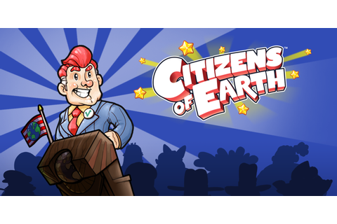 Citizens of Earth | Nintendo 3DS download software | Games ...