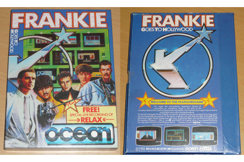 CPCRULEZ > AMSTRAD CPC > GAMESLIST > FRANKIE GOES TO ...