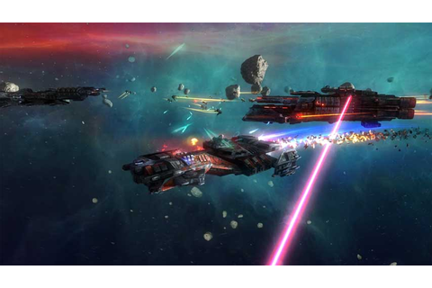 Diablo, Torchlight devs reveal new space game Rebel Galaxy ...