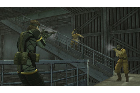 Metal Gear Solid: Portable Ops Game | PSP - PlayStation