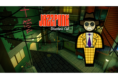 Jazzpunk: Director's Cut Game | PS4 - PlayStation