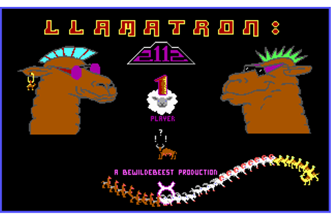 Download Llamatron: 2112 - My Abandonware
