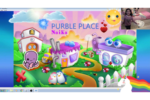 Purble Place: Haciendo Pasteles con Comfy Cakes - YouTube