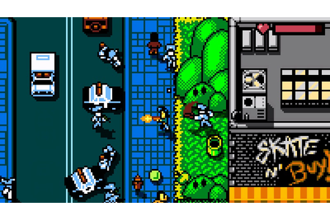 Vblank Entertainment Confirms Full Retro City Rampage DX ...