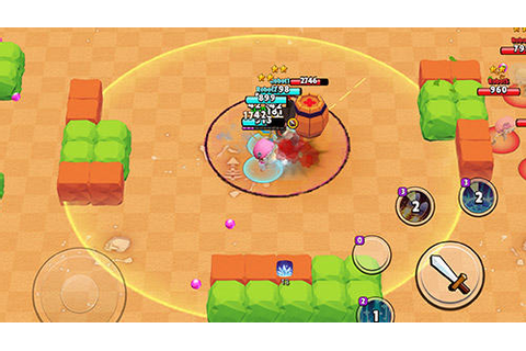 Tiny heroes: Magic clash for Android - Download APK free