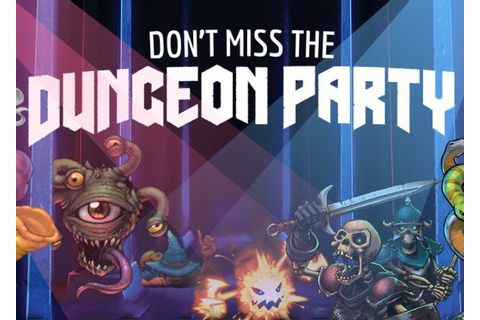"Dungeon Party ""coin bouncing"" role playing game hits ..."
