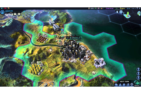 Sid Meier's Civilization: Beyond Earth - Gameplay ...