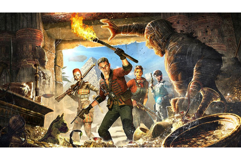 Strange Brigade Review - IGN